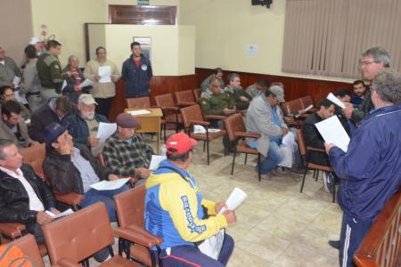 Hulha Negra elege cinco prioridades na Assembleia Pública Municipal da Consulta Popular
