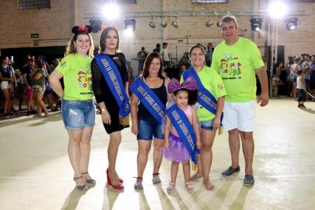 Carnaval antecipado de Hulha Negra é comemorado com muito samba no pé