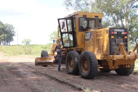 Prefeitura intensifica manutenção de estradas e corredores no interior de Hulha Negra