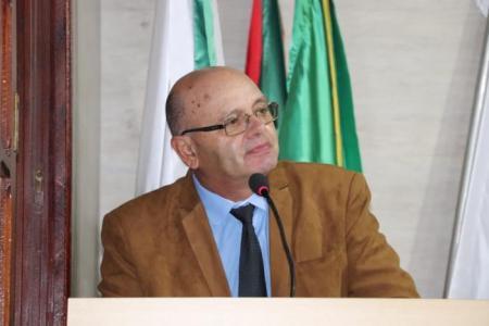 Prefeito Carlos Renato Machado está em seu terceiro mandato em Hulha Negra