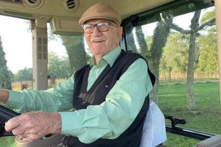 O pai do Deputado Afonso Hamm faleceu no início da noite deste sábado
